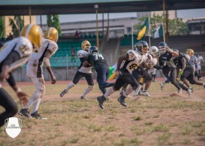 Sankofa Bowl Lagos 2018 Set