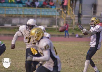 pendant le Sankofa Bowl 2018 au Nigeria