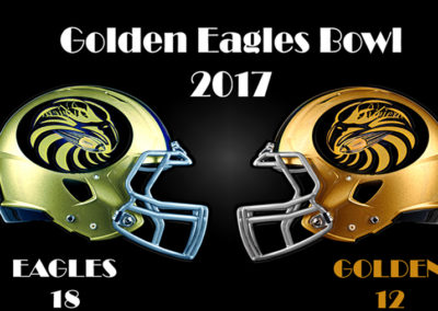 GOLDEN EAGLES BOWL 2017