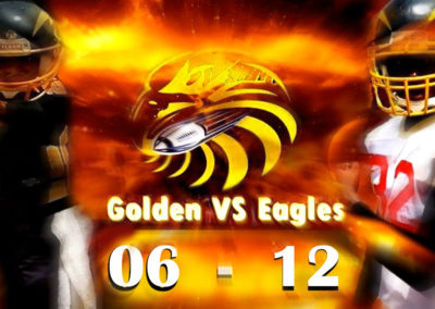 Golden vs Eagles I - Mai 2016