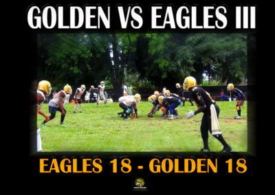 Golden vs Eagles III - Juin 2017